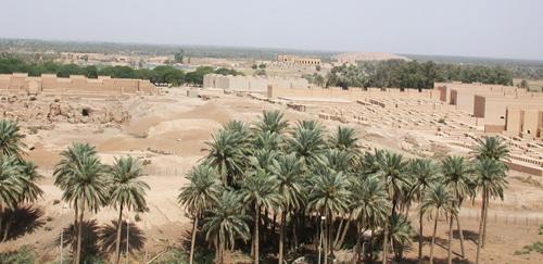 Overlooking Babylon