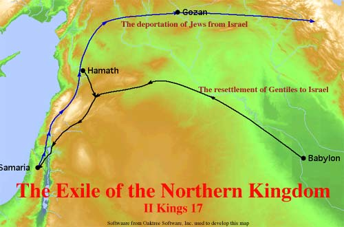 BibleTrack: Bible Commentary - 2 Chronicles 28 2 Kings 16, 17